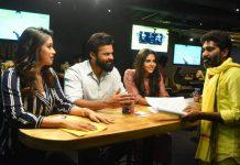 Sai Dharam Tej 's Chitralahari starts rolling