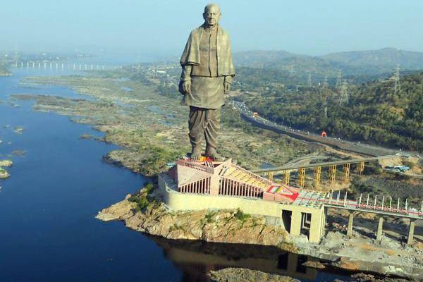 Prof Nageshwar : Sardar Patel Statue of Unity , Mr Modi, Please answer these questions.