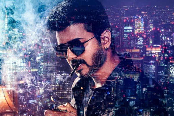 Sarkar Grosses 15 Crores In Telugu States – First For Vijay