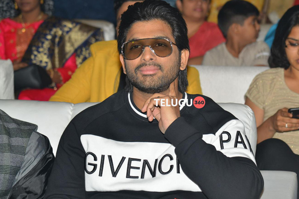 Style Check – Allu Arjun's impresses with Givenchy at Taxiwala