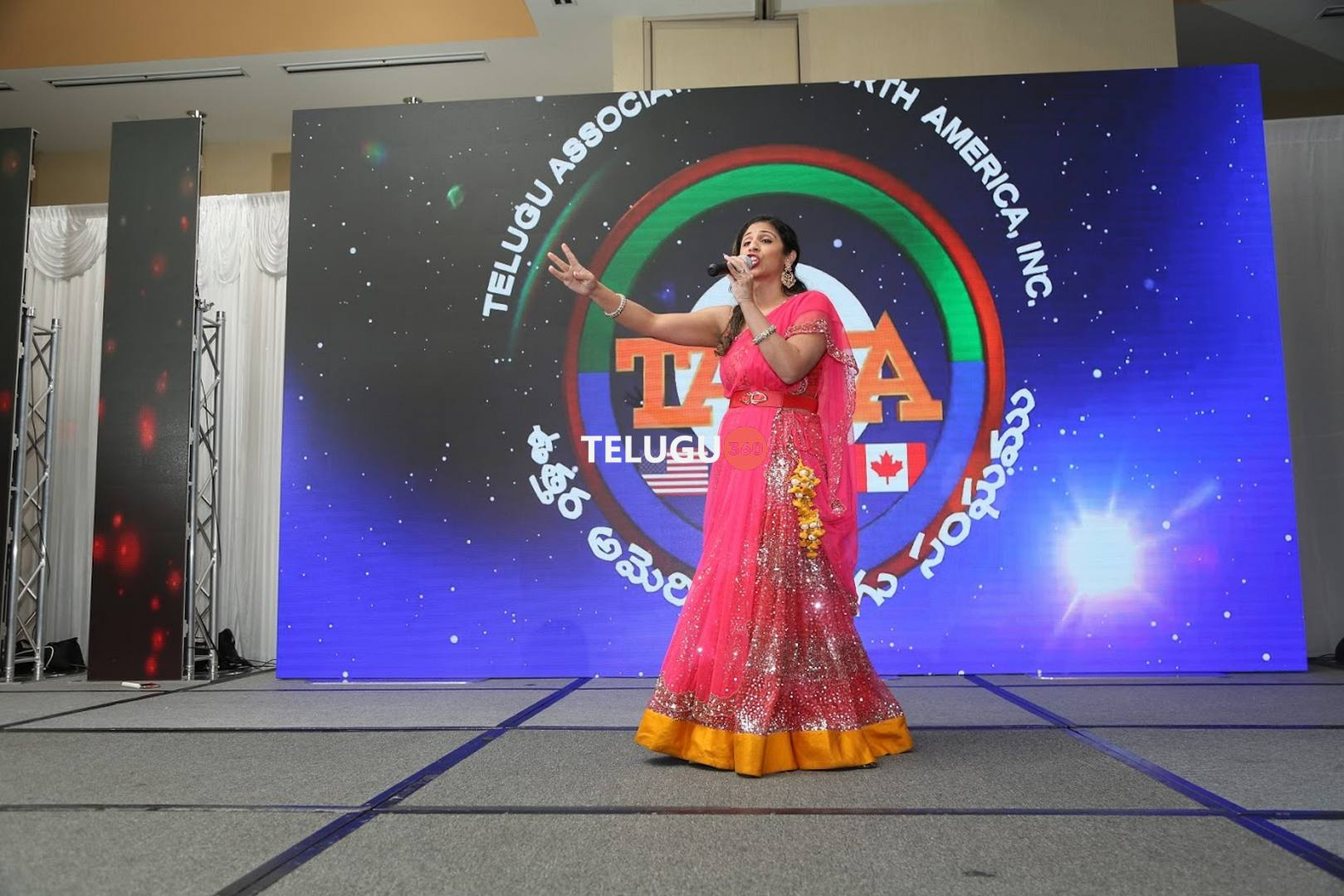 TANA raised $3.2 Million for the 22nd TANA Conference.TANA raised $3.2 Million for the 22nd TANA Conference.