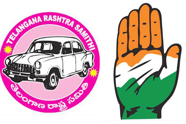 TRS, Congress at loggerheads on approvals for public meetings