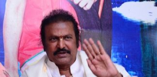TRS should form government again : Mohan Babu