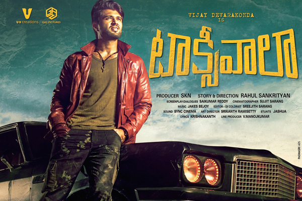 Taxiwaala Day1 AP/TS Collections – Good Opening