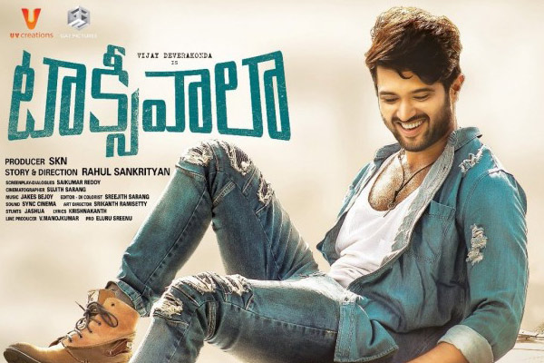 Taxiwala 1st Week Worldwide Collections – 2nd Highest For VD