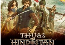 Thugs of Hindostan receives a shock in China