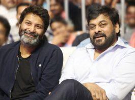 Trivikram to direct Megastar Chiranjeevi