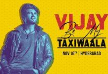 Vijay Devarakonda's fun ride with Fans