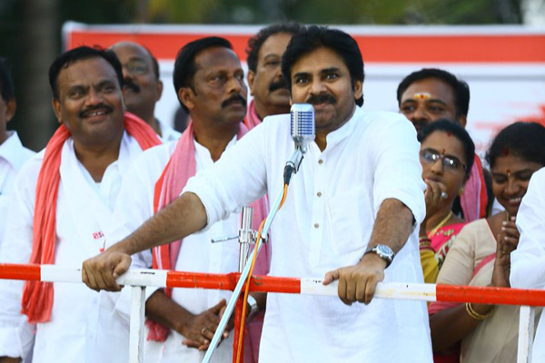 Which assembly segment Pawan chooses to contest?Which assembly segment Pawan chooses to contest?