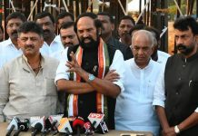 Will Uttam Kumar Reddy break that sentiment?