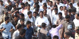 Jagan gets Bullet-proof vehicle and high security