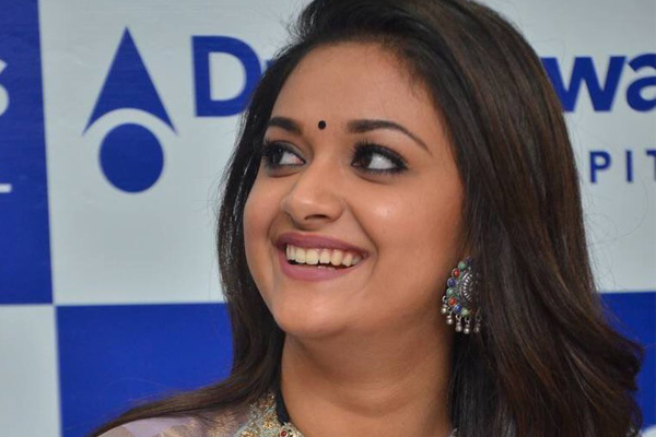 Keerthi Suresh turns down another offer in Telugu