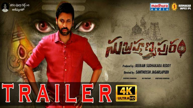 Subrahmanyapuram trailer : Intriguing Concept