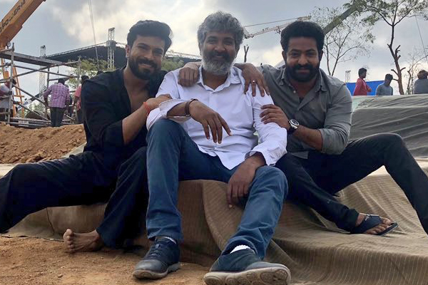 Exclusive: SS Rajamouli's special hunt for RRR
