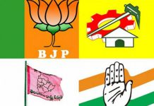 Telangana Nominations – Only two working days to go