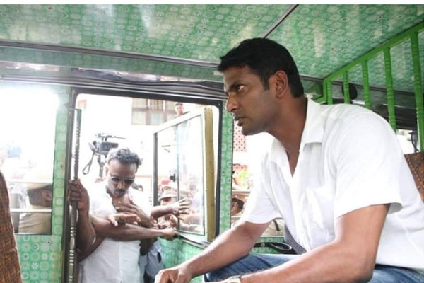 TFPC Row: Actor Vishal arrested