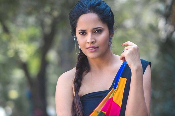 Anasuya trolled for her coronavirus tweet