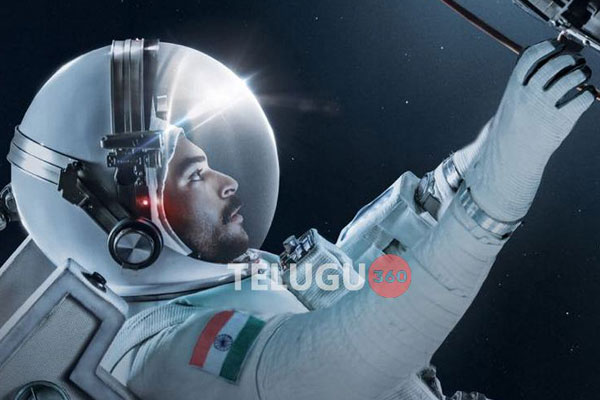 Antariksham 9000KMPH Day1 AP/TS Collections