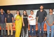 Antariksham 9000 KMPH Trailer Launch Photos