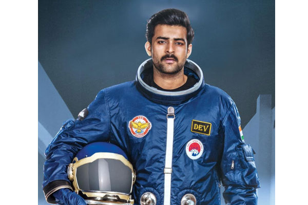 Varun Tej was aware of Antariksham's result