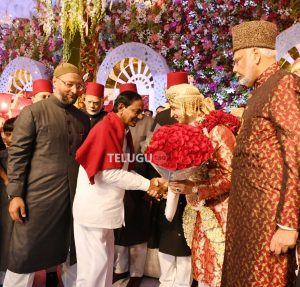 Asaduddin owaisi wedding