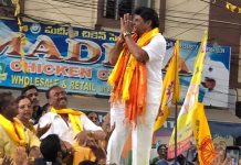 IT employees complaint on Balakrishna to Election Commission