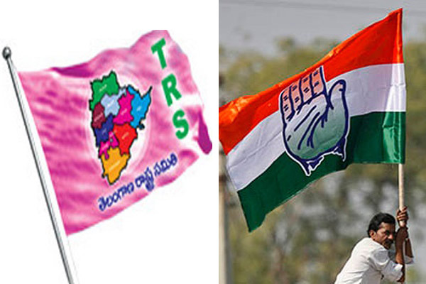 Both TRS, Congress confident of victory in Telangana