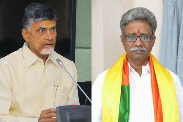 BJP MLA Manikyala Rao Vs CBN: War of words
