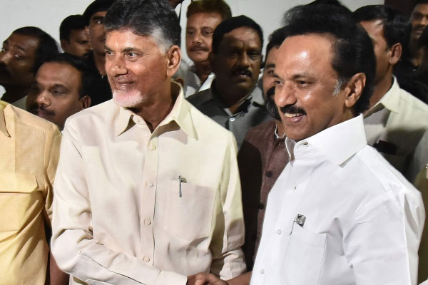 Naidu differs with Stalin, says PM candidate be decided after polls