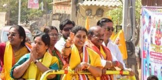 Jr NTR not to campaign for Nandamuri Suhasini
