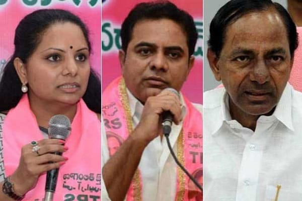 KCR family's total dominance turning mood against TRS?