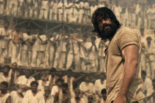 KGF Day1 AP/TS Collections – Decent