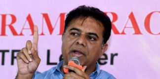 KTR responds on Lagadapati survey after results