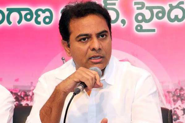 KTR appeals to BCCI to include Hyd as IPL venue