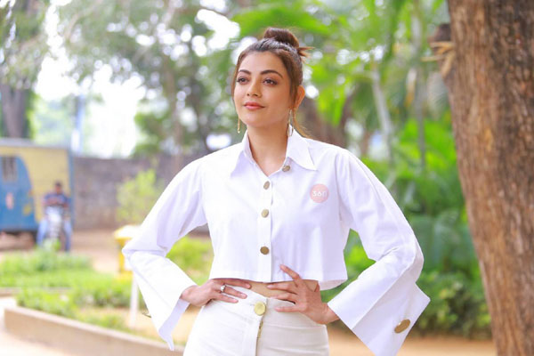 Kajal Aggarwal to wear prosthetics for her next