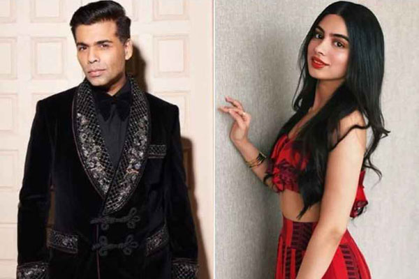 Karan Johar to introduce Sridevi's second daughter into Bollywood?