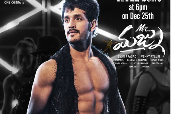 Mr Majnu title track : Peppy and Rocking number