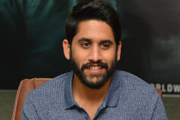 Naga Chaitanya meets Vijayendra Prasad , what is in store ?