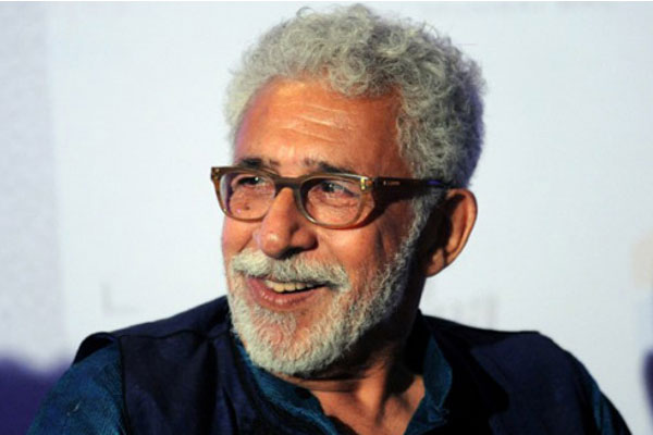 I said what I did as a anxious Indian: Naseeruddin Shah