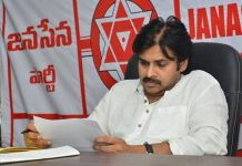 Pawan Kalyan 'Janasena Pravasa Garjana' in Dallas on 15th