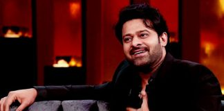 Prabhas in Koffee with Karan