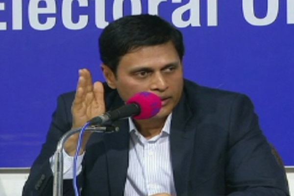 Telangana poll body chief apologies for missing names of voters