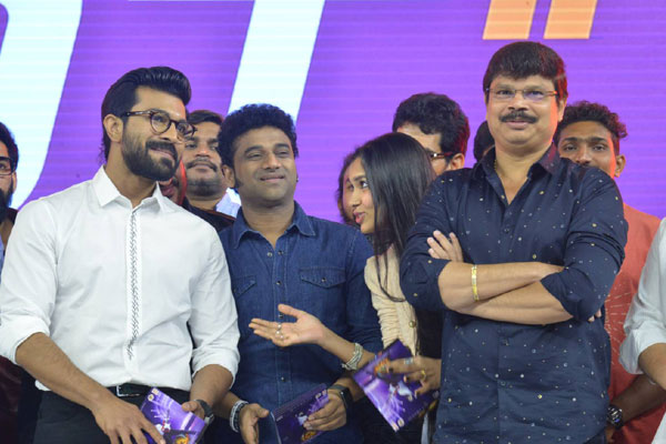 Every hero should work with Boyapati at least once: Ram Charan
