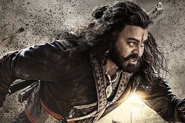 SyeRaa shoot heads to historic palace