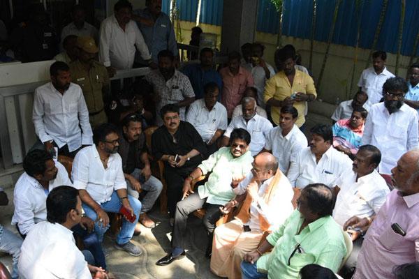 Tamil Producers rebel against Vishal