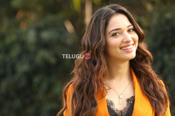 Tamannaah's talkshow for Aha will feature stars
