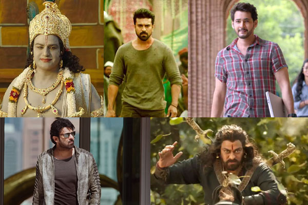 Tollywood 2019 – What are the projects to look forward to ?