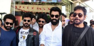 Tollywood stars descend on Jaipur for Karthikeya's wedding