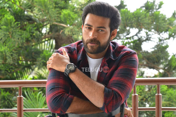 Anthariksham – No luck for Varun Tej