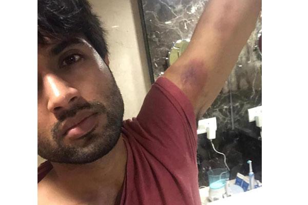 When Vijay Devarakonda's train stunt went wrong